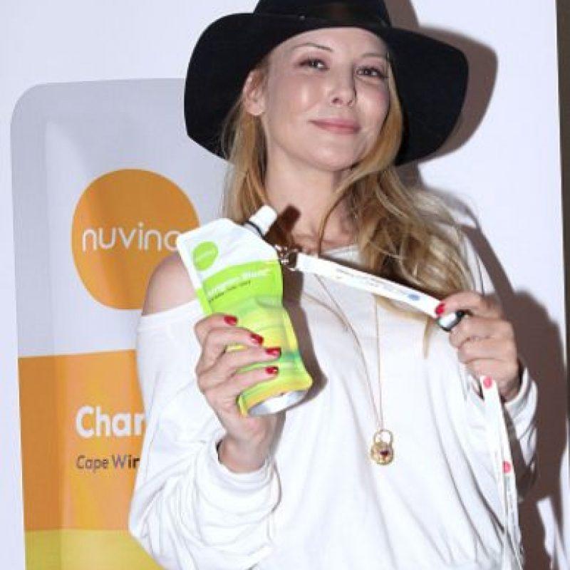 """Es divorciada y ha aparecido en películas como """"Hostal 2"""". Foto:vía Getty Images"""