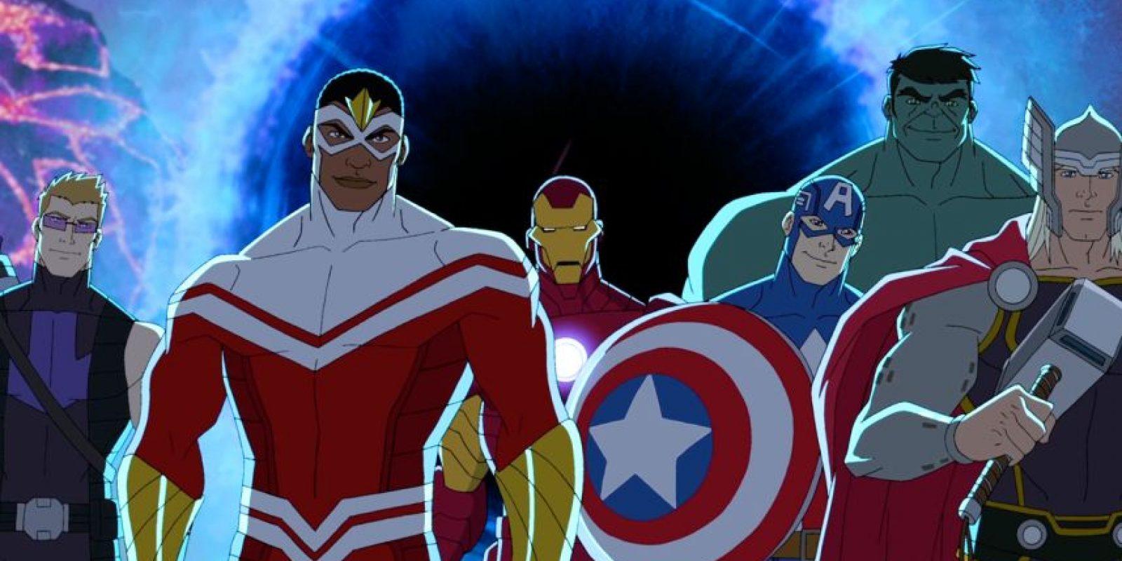 El sueño de Stan Lee es ver un crossover entre Los Vengadores, Los X- Men y Los 4 fantásticos en el cine. Pero varios estudios tienen los derechos sobre cada grupo. Foto:vía Marvel
