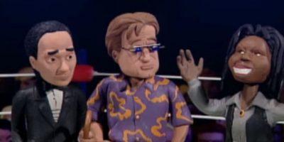 También, las burlas de todos los famosos de los años 90. Foto:MTV