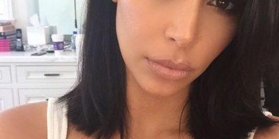 """""""Soy una persona hogareña, así que paso mucho tiempo en casa últimamente. No hay nada que me guste más, que llegar a casa"""" Foto:Vía instagram.com/kimkardashian"""