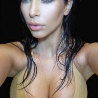 Kim tiene los domingo libres, los cuales pasa con North. Foto:Vía instagram.com/kimkardashian