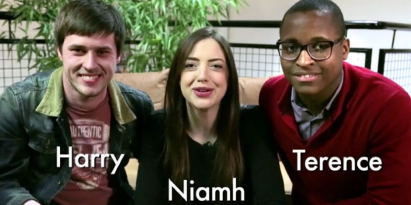 Una muy interesante campaña comenzó con la apuesta de tres amigos. Foto:vía TwinStrangers