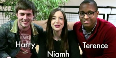 VIDEO: Mujer conoció a extraña idéntica a ella a través de Facebook