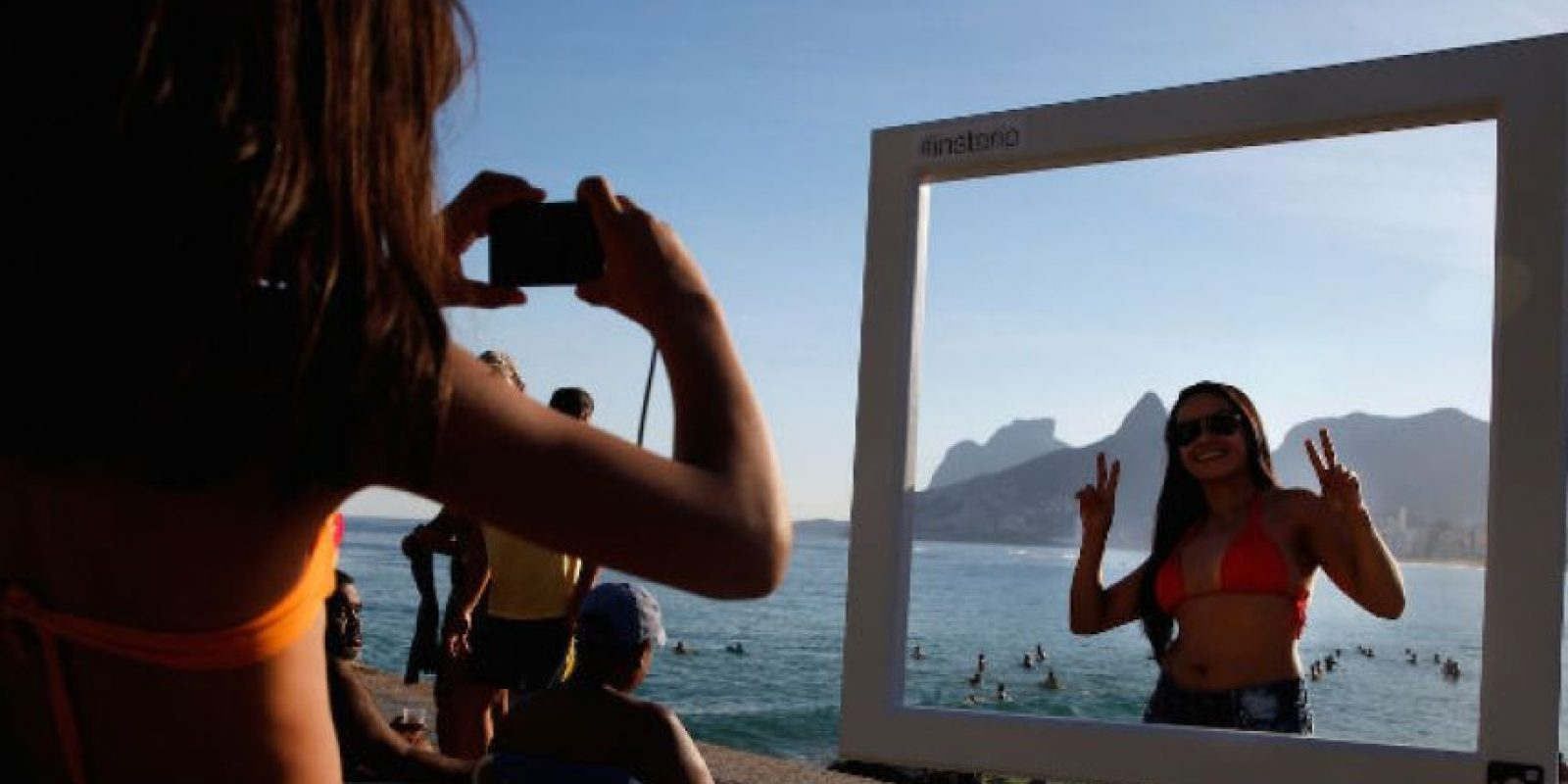Desde hoy podrán compartir sus mejores fotos de Instagram en Tinder, sin necesidad de tenerlas en Facebook. Foto:Getty Images
