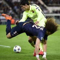 Luiz se resintió de una lesión en la pierna izquierda a principios de abril. Tras la revisión médica, se determinó que necesitaría un mes para recuperarse. Foto:AFP