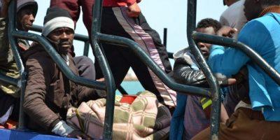 1. Mediterráneo Foto:AFP