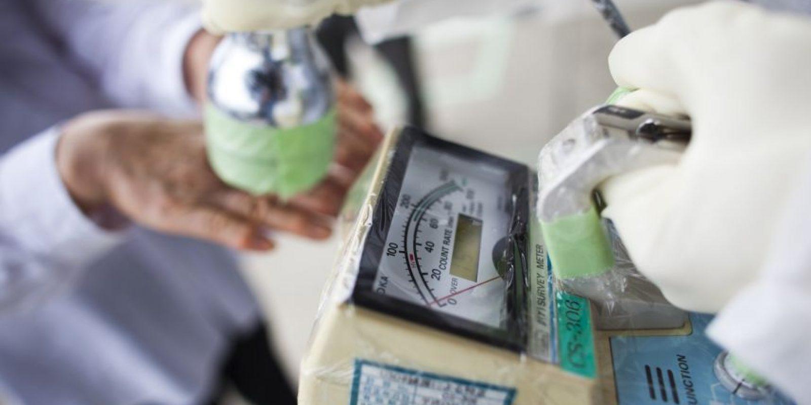 En caso de que el material sea extraído del contenedor, se trata de una fuente muy peligrosa para las personas. Foto:Getty Images