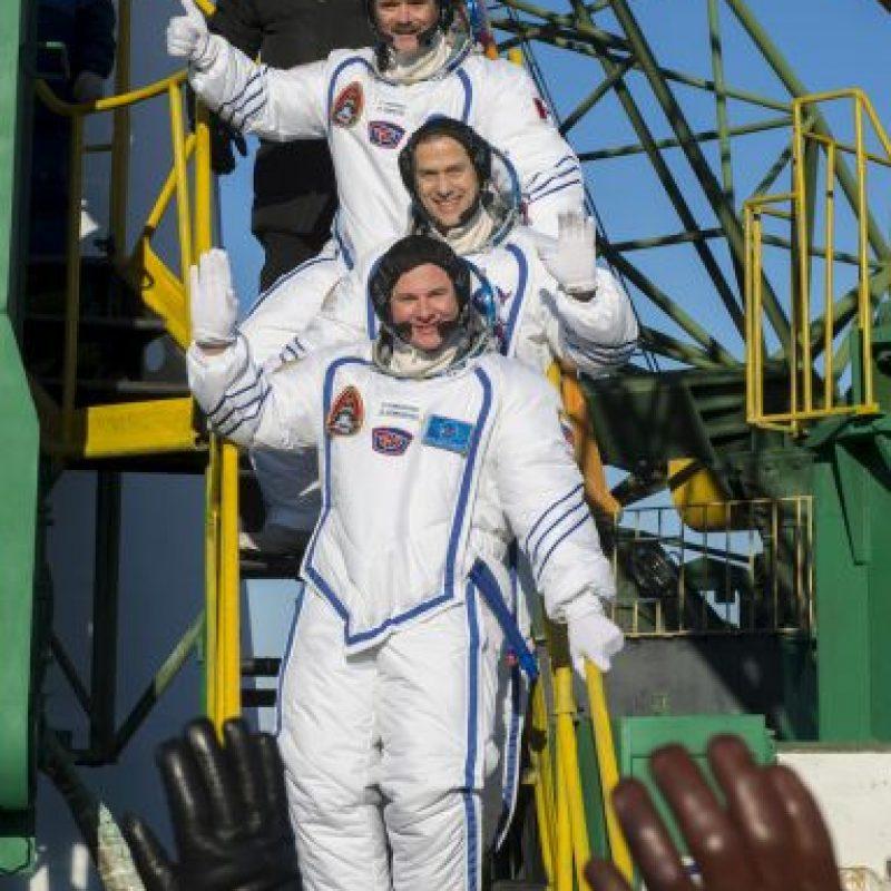 Chris Hadfiel voló en dos misiones espaciales: STS-74 en 1995 y STS-100 en 2001 Foto:Getty Images
