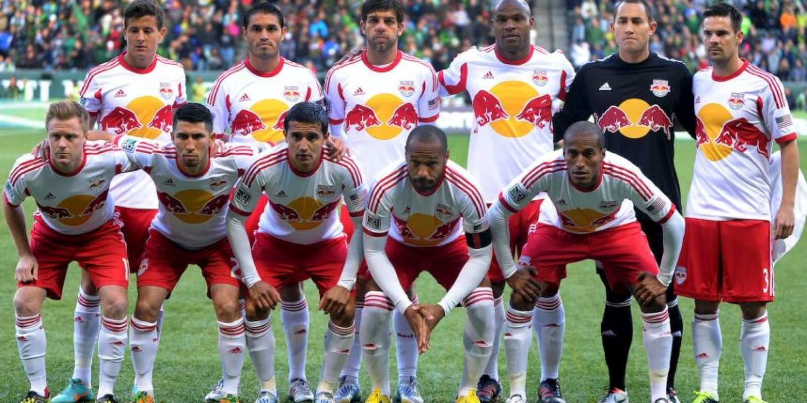New York Red Bull (Estados Unidos) Foto: Getty Images