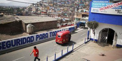 Perú: Se encuentra en la posición 50 ya que su pasaporte es aceptado en 83 países Foto:Getty Images