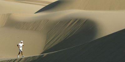 56 personas murieron en el desierto africano Foto:Getty Images