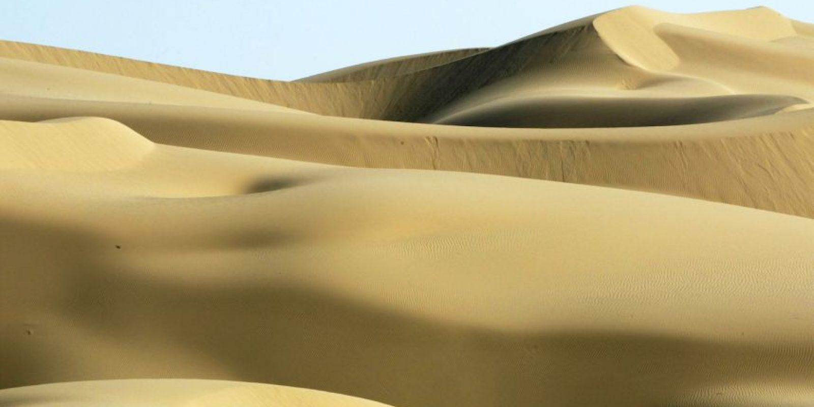 7. El Sahara Foto:Getty Images