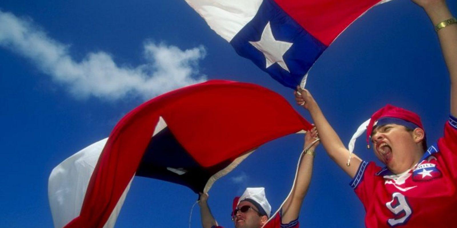 Chile: está en la posición 18 a nivel mundial con el acceso a 149 países Foto:Getty Images