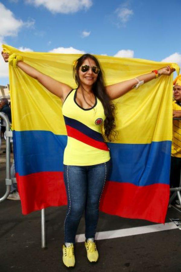 Casi en el fondo de la tabla se encuentra Colombia en el lugar 64, cuyo pasaporte es aceptado en 66 países Foto:Getty Images
