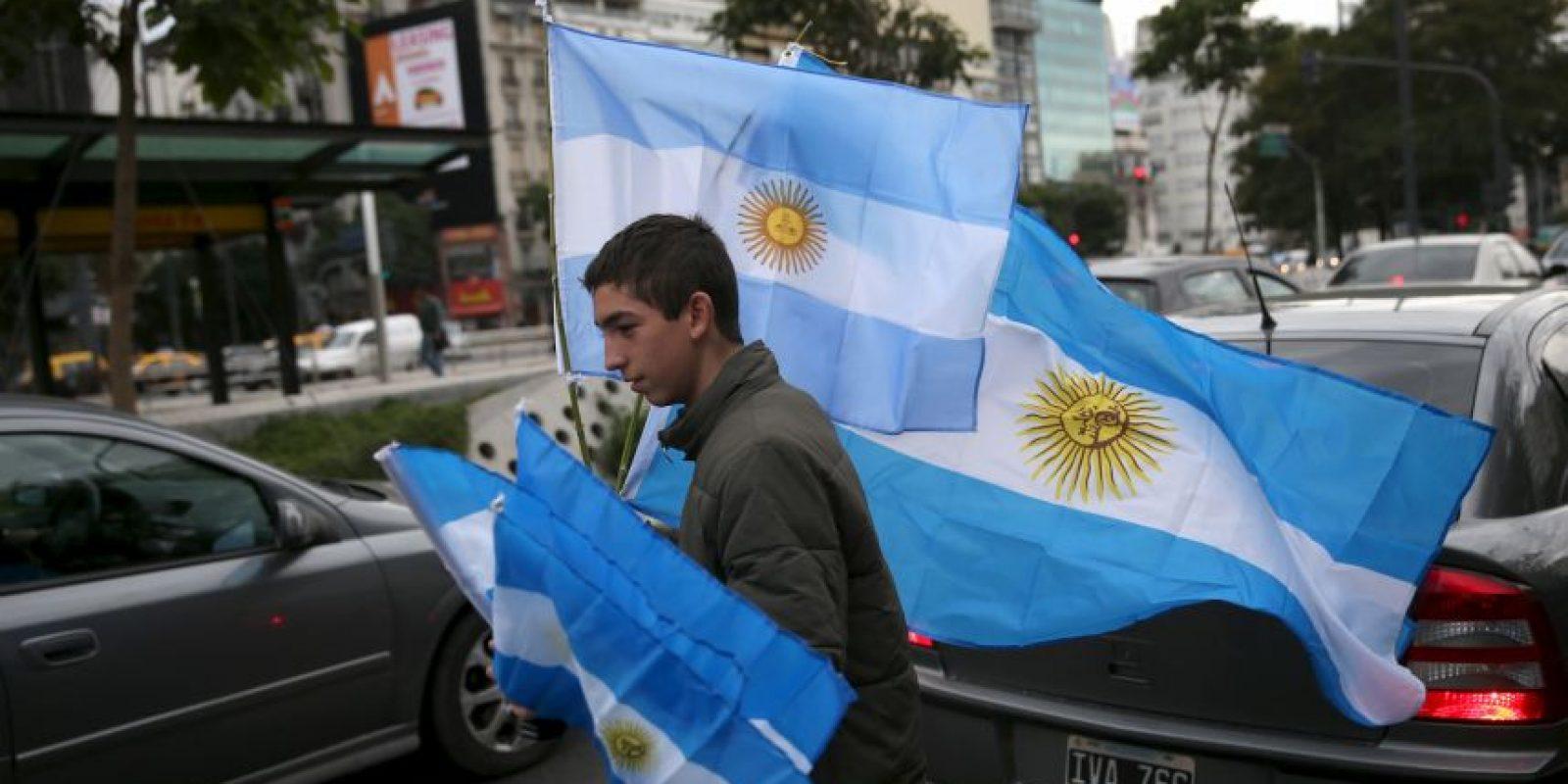 Argentina: se ubica en la posición 17 a nivel mundial con el acceso a 150 países Foto:Getty Images