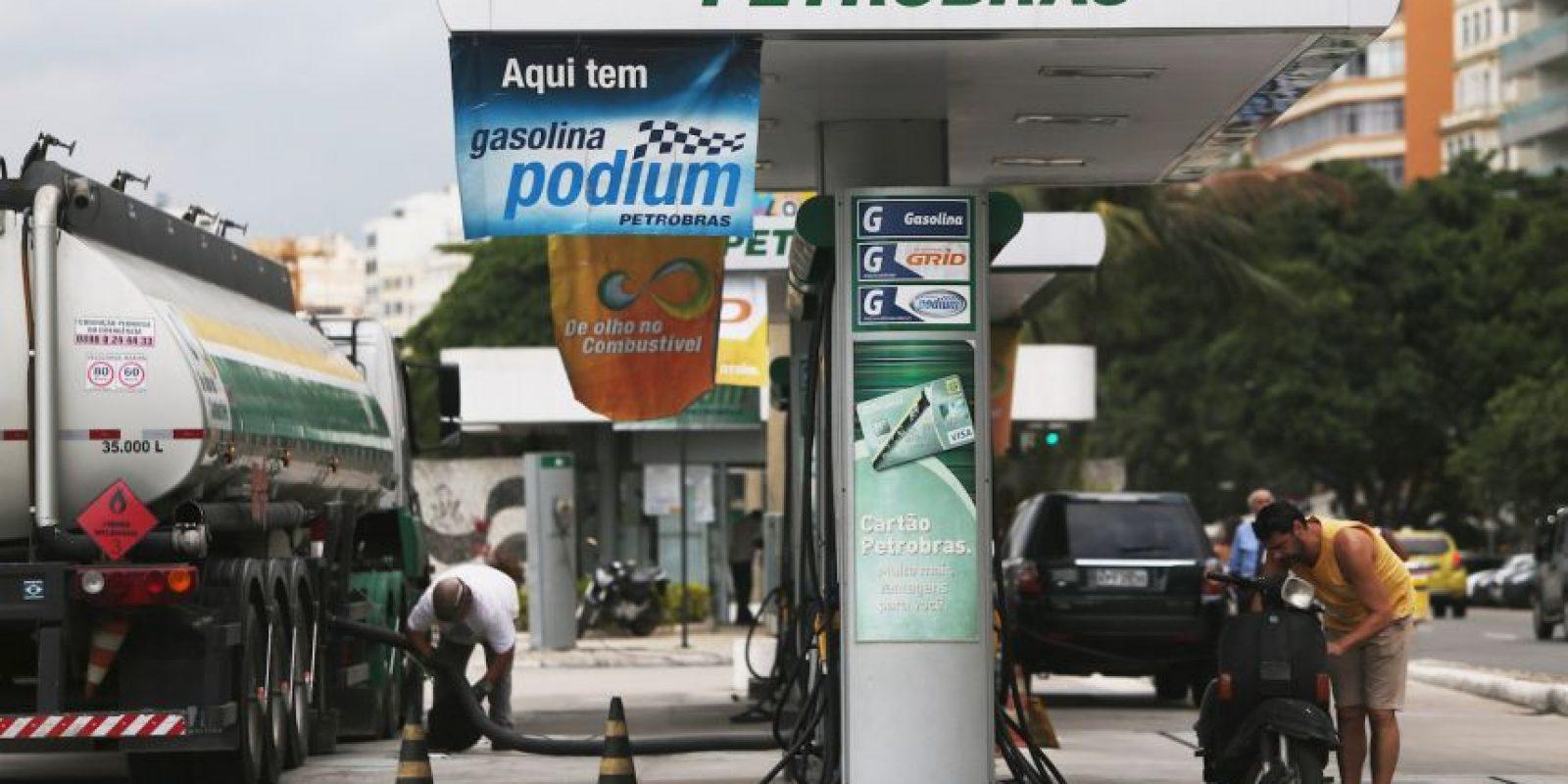 Petrobras es una empresa petrolera brasileña de naturaleza semi-pública de propiedad mayoritariamente estatal y con participación extranjera privada. Foto:Getty Images