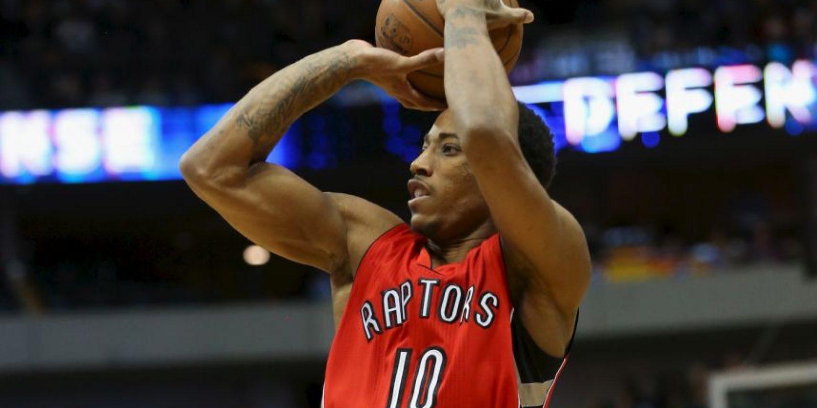 Los Toronto Raptors Foto:Getty Images