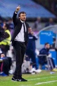 """""""Cuando un equipo hace correr al otro, tiene más posibilidades de ganar"""", indicó en la conferencia de prensa Foto:Getty Images"""