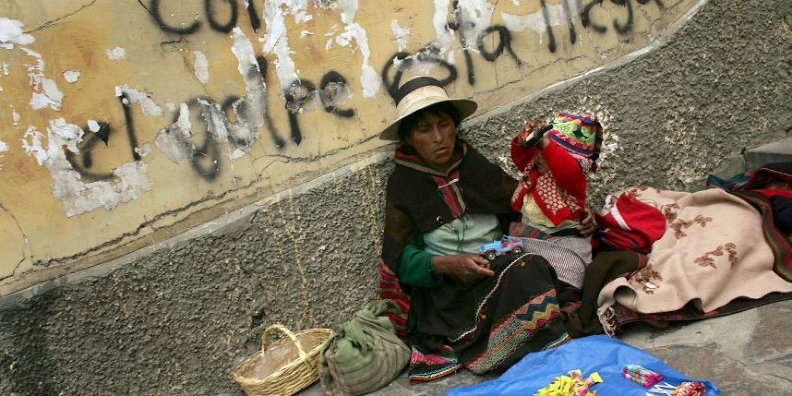 Bolivia. La nación dirigida por Evo Morales se ubica en la posición 57 con un pasaporte aceptado sin visa en 74 países Foto:Getty Images