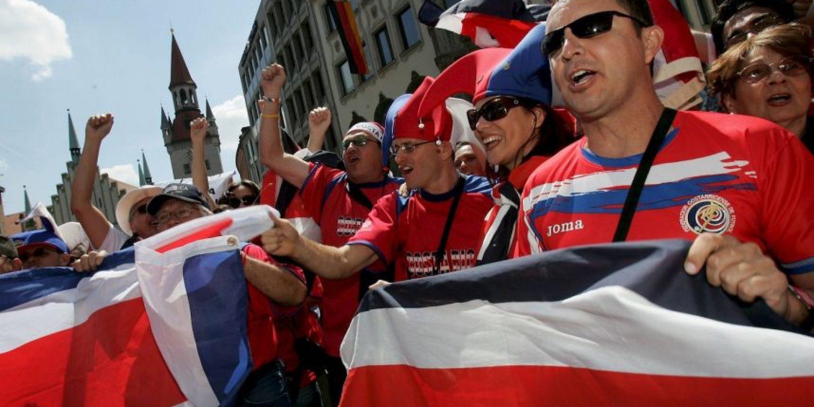 Costa Rica: Se encuentra en la posición 27 del ranking mundial, aceptado libremente en 125 países Foto:Getty Images