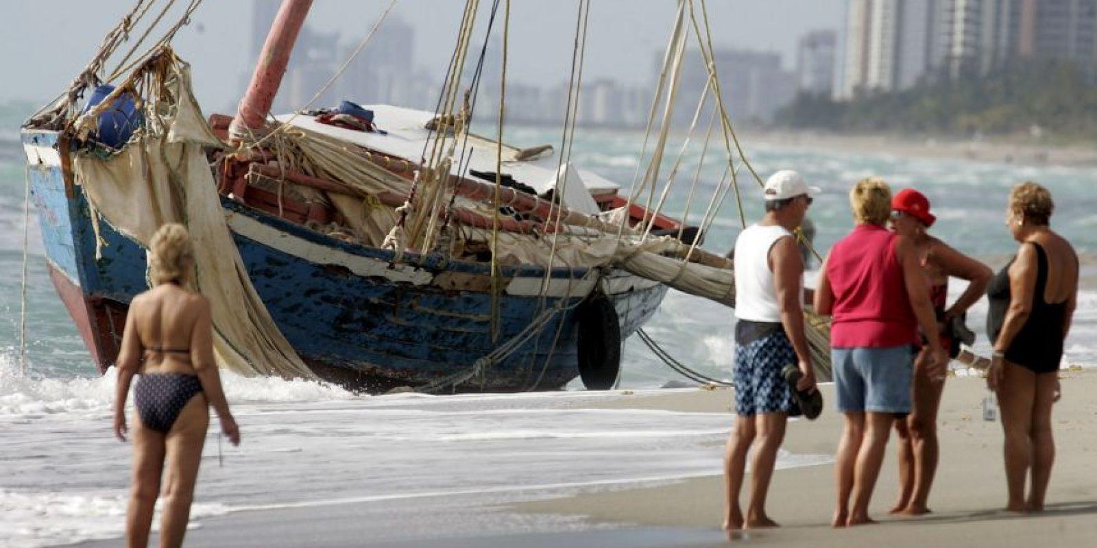 8. Migraciones en el Caribe Foto:Getty Images