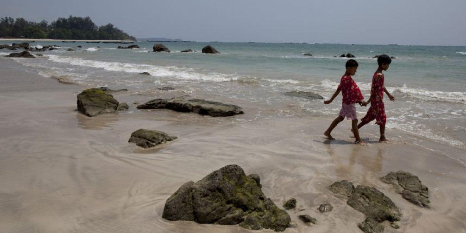 4. Bahía de Bengala Foto:Getty Images