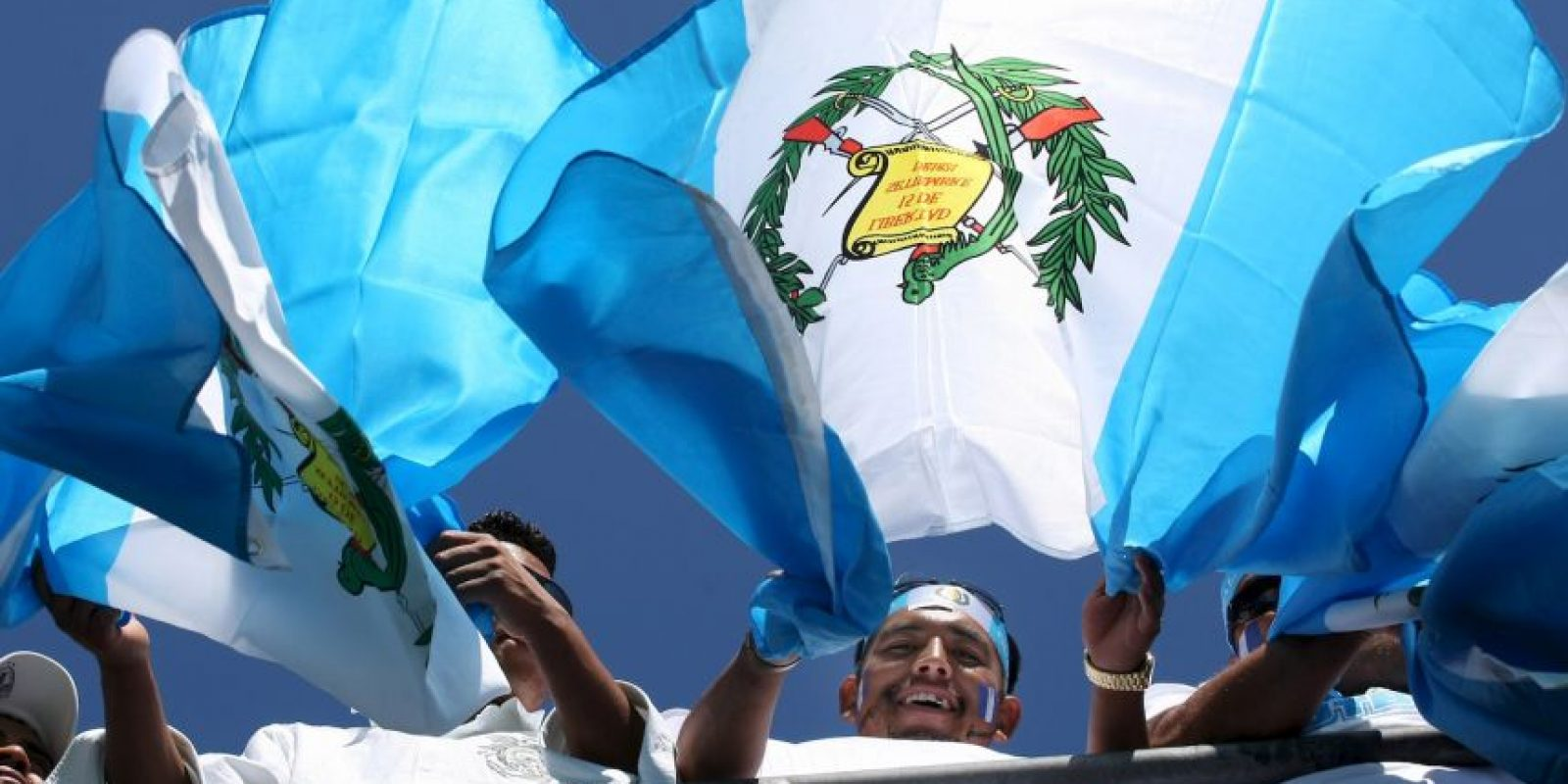 Guatemala: en la posición 32 se encuentra el país centroamericano, cuyo pasaporte es aceptado en 114 países Foto:Getty Images