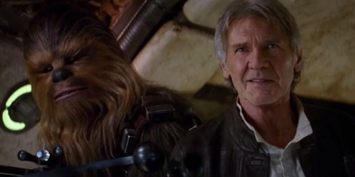 Han Solo es el único que envejece en el nuevo avance de Star Wars