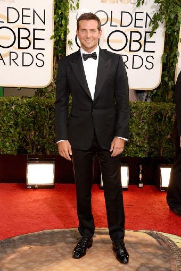 """Bradley Cooper es descrito como """"el camaleón cinematográfico"""". Foto:Getty Images"""