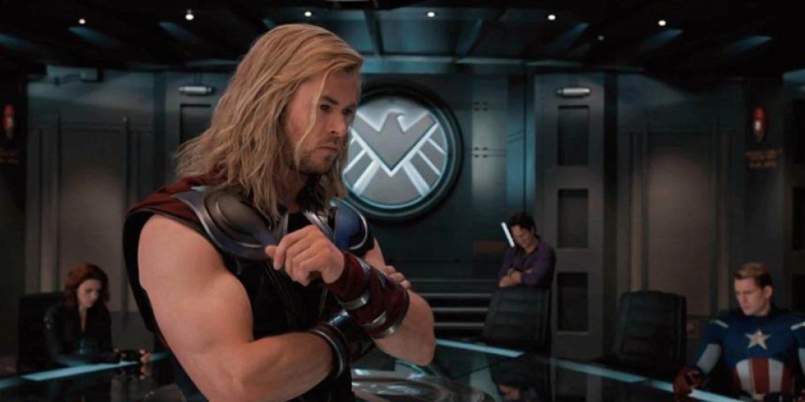 Durante una entrevista, el actor confirma su participación en 3 películas más Foto:Facebook/Avengers