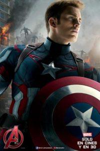 Capitán América. Foto:Facebook/Avengers