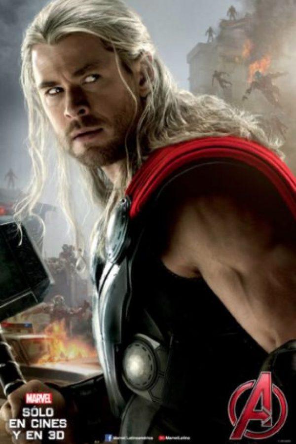 Thor Foto:Facebook/Avengers