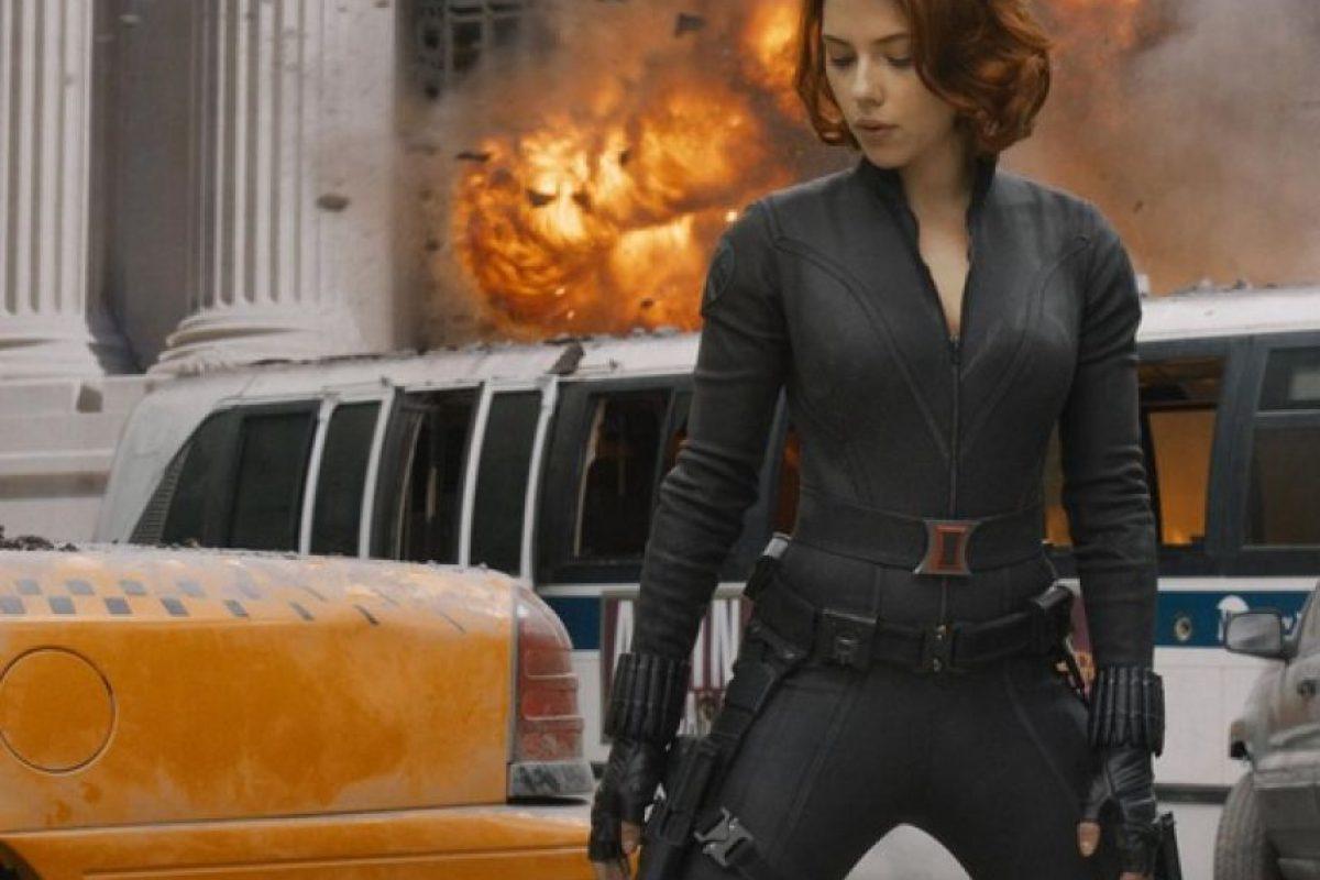 Los efectos juegan un papel importante en la realización de las escenas. Foto:Facebook/Avengers