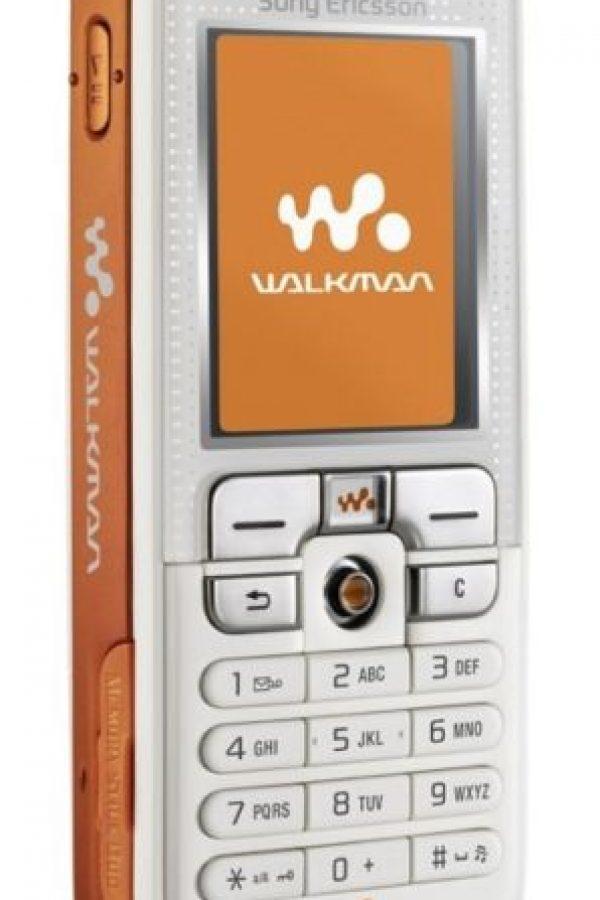 Sony Ericsson W800 Foto:Sony