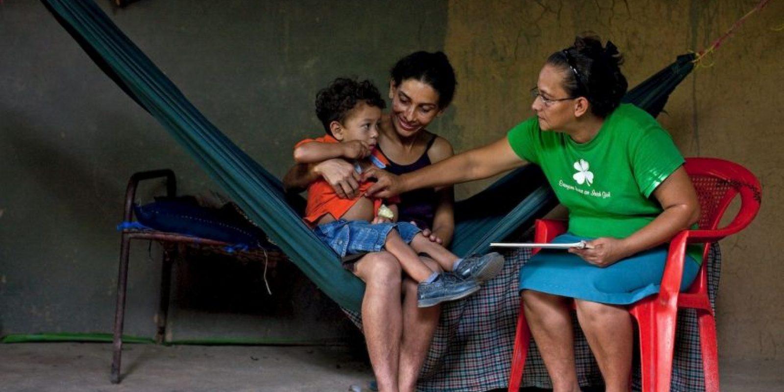 Nicaragua: está ubicado en la posición 34 con acceso a 110 países Foto:Getty Images