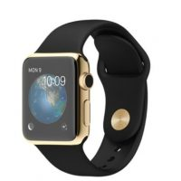 Para probarse un Apple Watch Edition se debe hacer una cita especial. Foto: Apple