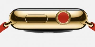 Es notablemente más pesado que las otras versiones, lo que hace sentirse con algo especial. Foto:Apple