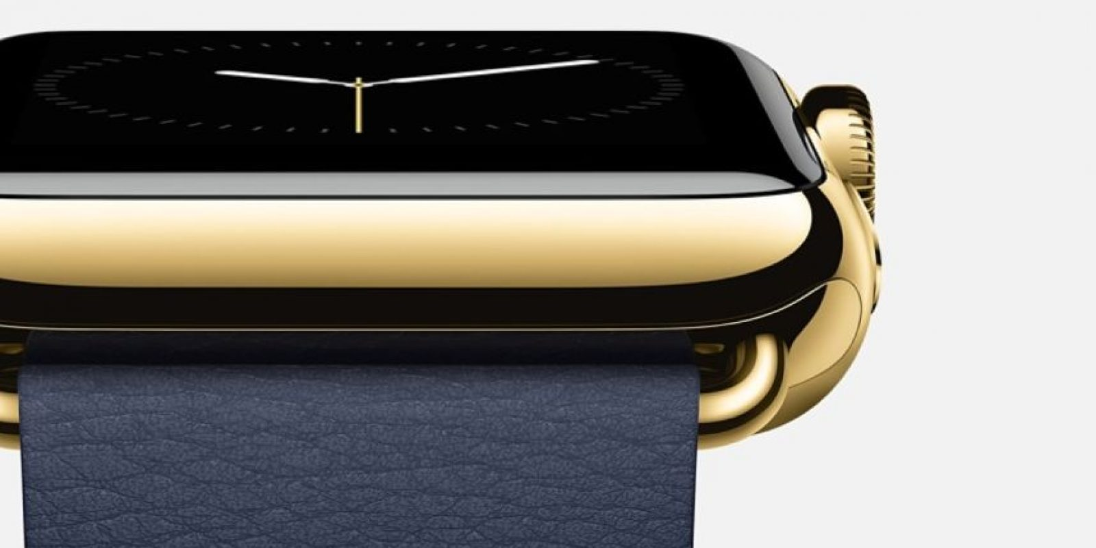 Según señalan, el Apple Watch Edition se ve como una pieza de joyería de lujo. Foto:Apple