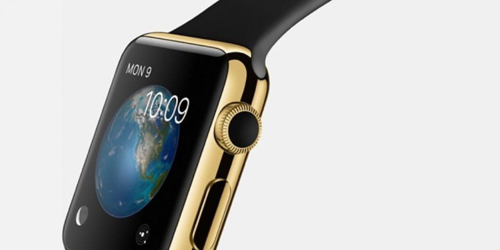 Si se desea probar otro tamaño o modelo del Apple Watch dorado, primero el empleado debe llevarse el que tenían. Foto:Apple