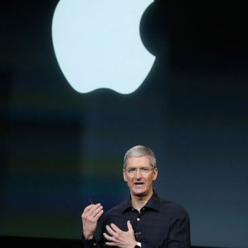 CEO de la empresa Apple Foto: Getty Images