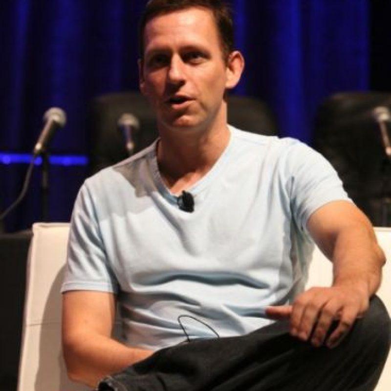 Confundador del sistema PayPal, para efectuar pagos en internet. Foto:Wikipedia
