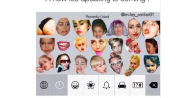 Así se imagina sus propios memes Miley Cyrus. Foto:instagram.com/p/1eFXQIQzEx/?taken-by=mileycyrus