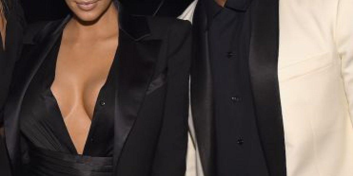 Kanye West y Kim Kardashian entre los más influyentes de