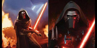 """Conozcan al nuevo villano de """"Star Wars: The Force Awakens"""""""