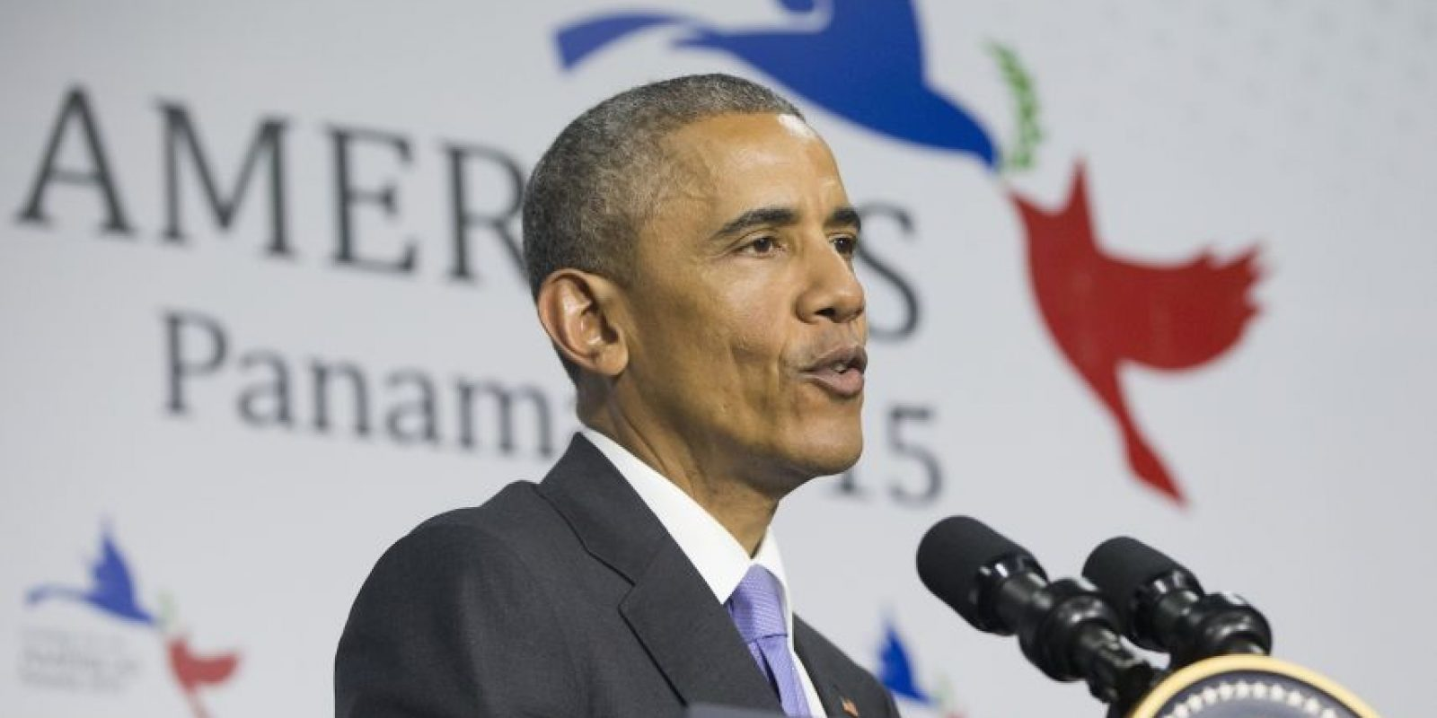 Las sanciones impuestas a funcionarios venezolanos por parte de Estados Unidos fue otro uno de los asuntos que marcó a la Cumbre de las Américas, celebrada en Panamá. Foto:AP