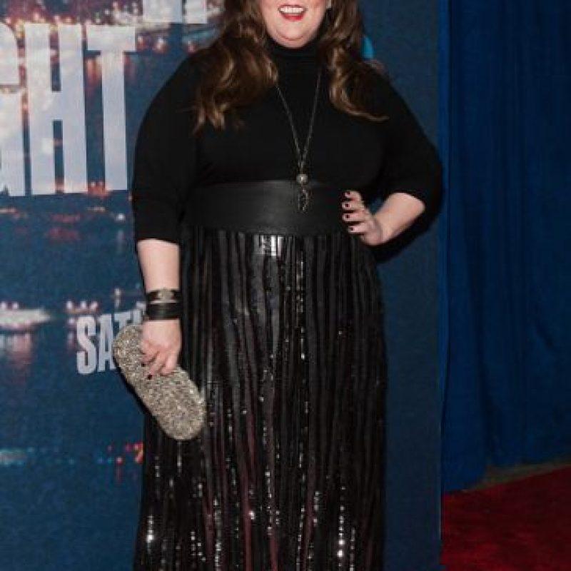 Melissa Mc Carthy. Foto:vía Getty Images
