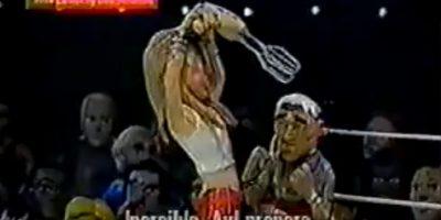 Luego usa una batidora en su cerebro. Foto:vía MTV