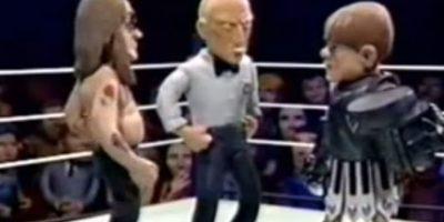Ozzy Osbourne se enfrenta a Elton John. Foto:vía MTV