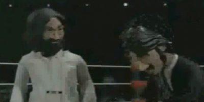 Luego sigue con Ringo. Foto:vía MTV