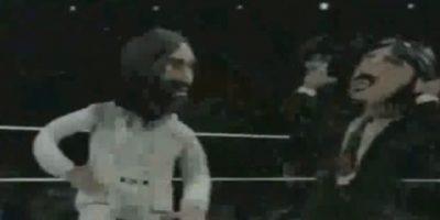 Pero luego John lo golpea y se deshace de Paul. Foto:vía MTV